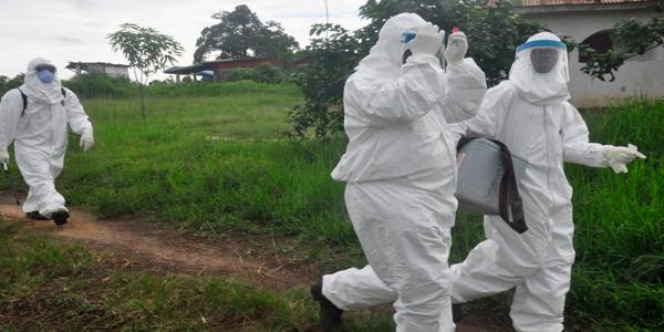 Guinea Declared Ebola
